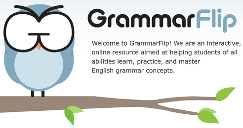 new edtech resource grammarflip free online grammar activities